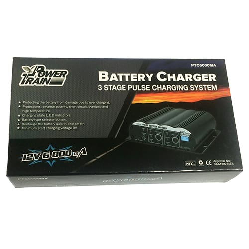 Kontiki Predator Battery Charger